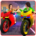 Girls Biker Gang 3D 1.2 APK (MOD, Unlimited Money)