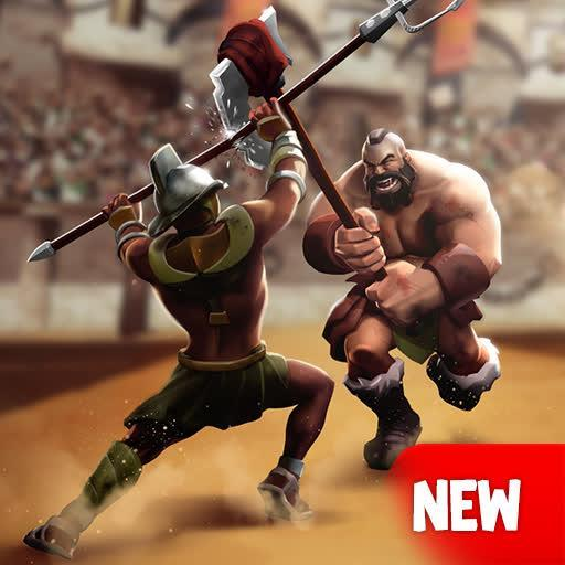 Gladiator Heroes Clash: Fighting and strategy game 3.4.3 APK (MOD, Unlimited Money)