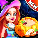 Halloween Cooking: Chef Madness Fever Games Craze 1.4.24 APK (MOD, Unlimited Money)