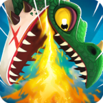 Hungry Dragon 210APK (MOD, Unlimited Money)