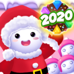 Ice Crush 2020 -A Jewels Puzzle Matching Adventure 3.4.0 APK (MOD, Unlimited Money)