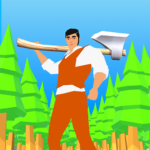 Idle Lumberjack 3D 1.5.16 (MOD, Unlimited Money)