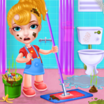 Keep Your House Clean – Girls Home Cleanup Game 1.2.55 APK (MOD, Unlimited Money)