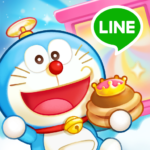 LINE:ドラえもんパーク 1.8.1 APK (MOD, Unlimited Money)
