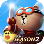 LINE BROWN STORIES : Multiplayer Online RPG 2.0.7  APK (MOD, Unlimited Money)
