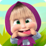 Masha and the Bear Child Games  APK (MOD, Unlimited Money) 3.3.0