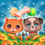 Match 3 – Pet Paradise Party 1.0.22 APK (MOD, Unlimited Money)