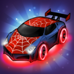 Merge Neon Car: Car Merger 2.0.1 (MOD, Unlimited Money)