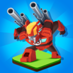 Merge Robots – Click & Idle Tycoon Games 1.4.5APK (MOD, Unlimited Money)