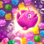 Mermaid – treasure match-3 2.42.0 APK (MOD, Unlimited Money)