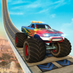 Monster Truck Mega Ramp Stunts Extreme Stunt Games 1.9 APK (MOD, Unlimited Money)