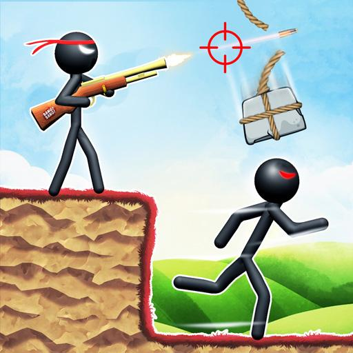Mr Shooter Offline Game -Puzzle Adventure New Game 1.47 (MOD, Unlimited Money)