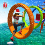 New Water Stuntman Run 2020: Water Park Free Games 3.0.3  APK (MOD, Unlimited Money)