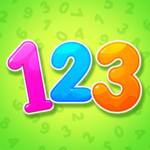 Numbers for kids! Counting 123 games! 0.6.8 APK (MOD, Unlimited Money)