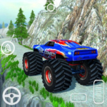Offroad Monster Hill Truck 1.17 APK (MOD, Unlimited Money)
