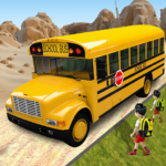 Offroad School Bus Driving: Flying Bus Games 2020 1.38 APK (MOD, Unlimited Money)