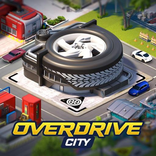 Overdrive City – Car Tycoon Game v1.2.24.vc1022400.rev54154.b57.release APK (MOD, Unlimited Money)