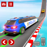 Police Limo Car Stunts GT Racing: Ramp Car Stunt 2.5 (MOD, Unlimited Money)