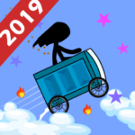 Potty Launch 3:Cart Hero Learn To Fly 1.2.1 APK (MOD, Unlimited Money)