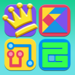 Puzzle King – Puzzle Games Collection 2.1.3  APK (MOD, Unlimited Money)