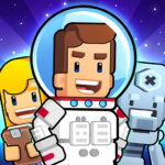 Rocket Star – Idle Space Factory Tycoon Game 1.43.0 APK (MOD, Unlimited Money)