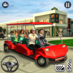 Shopping Mall Radio Taxi: Car Driving Taxi Games 3.4  APK (MOD, Unlimited Money)