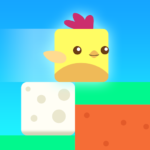 Stacky Bird: Hyper Casual Flying Birdie Game 1.0.1.21 (MOD, Unlimited Money)