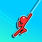 Stickman Hook 3.8.0 APK (MOD, Unlimited Money)