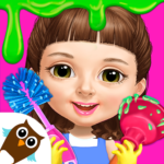 Sweet Baby Girl Cleanup 5 – Messy House Makeover 6.0.32APK (MOD, Unlimited Money)