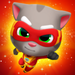 Talking Tom Hero Dash – Run Game 2.3.1.1344 APK (MOD, Unlimited Money)