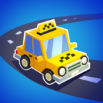 Taxi Run – Crazy Driver 1.28.1 APK (MOD, Unlimited Money)
