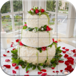 Tile Puzzle Wedding Cake 1.36 APK (MOD, Unlimited Money)