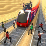 Train shooting – Zombie War 4.2 APK (MOD, Unlimited Money)