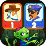 Two guys & Zombies (two-player game) 1.3.0 APK (MOD, Unlimited Money)