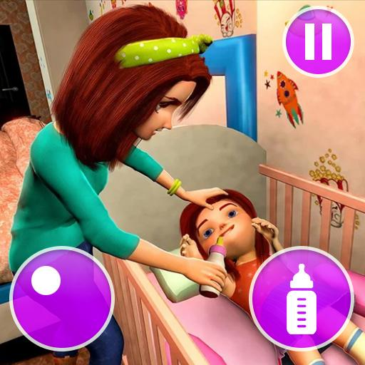 Virtual Mother Game: Family Mom Simulator 1.30 APK (MOD, Unlimited Money)
