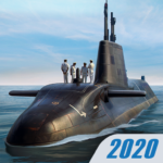 WORLD of SUBMARINES: Navy Shooter 3D Wargame 2.0.2 APK (MOD, Unlimited Money)