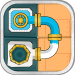 Water Pipes Slide 2.6 (MOD, Unlimited Money)