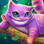 WonderMatch™-Match-3 Puzzle Alice's Adventure 2020 2.3.1 APK (MOD, Unlimited Money)