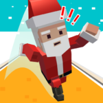 Xmas Floor is Lava !!! Christmas holiday fun ! 2.5 APK (MOD, Unlimited Money)