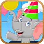 54 Animal Jigsaw Puzzles for Kids 🦀 1.2.0 APK (MOD, Unlimited Money)