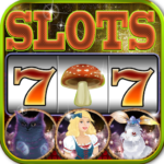 Alice in Magic World Slots-Vegas Slot Machine Game 1.2.9 APK (MOD, Unlimited Money)