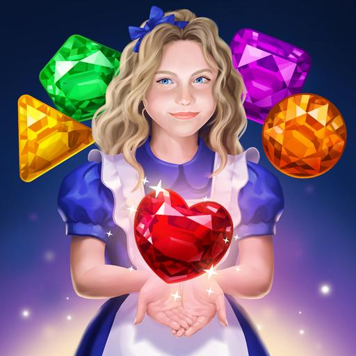 Alice in Puzzleland 2.3.1APK (MOD, Unlimited Money)
