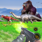 Animal Safari Hunter:Dino Shooter Free 1.0 APK (MOD, Unlimited Money)