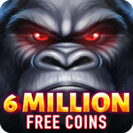 Ape About Slots – Best New Vegas Slot Games Free 1.49.3 (MOD, Unlimited Money)