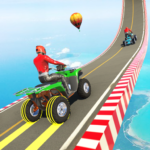 Atv Quad Bike Stunt Racing: Impossible Tracks 3D 1.2 APK (Premium Cracked)