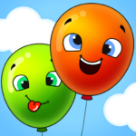 Baby Balloons pop 12.2  APK (MOD, Unlimited Money)