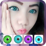 Beautiful Color Contact Lens 1.4 APK (Premium Cracked)