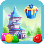 Best Crush Cake: Candy Classic-Match 3 Free Game 5.0.0 APK (MOD, Unlimited Money)