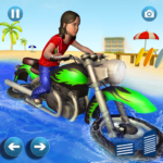 Bike Water Surfing – Xtreme Racing Games 2020 1.0.6 APK (MOD, Unlimited Money)