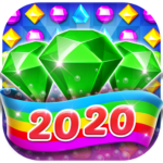 Bling Crush – Jewel & Gems Match 3 Puzzle Games 1.4.7 APK (MOD, Unlimited Money)